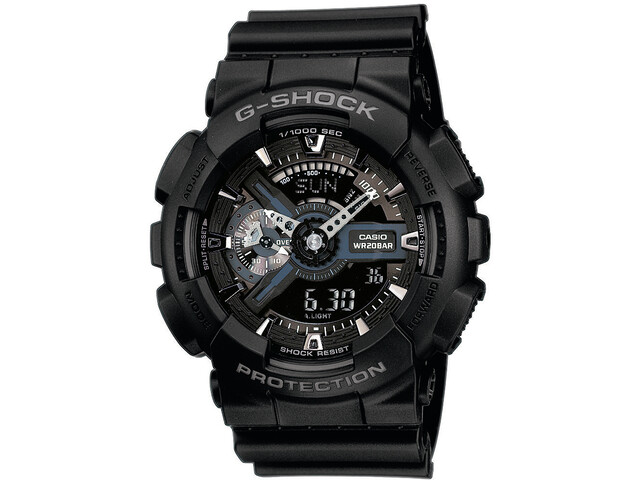 CASIO G-SHOCK GA-110-1BER Montre Homme, black